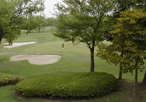 吉見総合運動公園パークゴルフ
